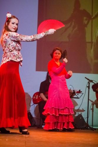 Cine Y Flamenco, 2015